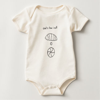 Baby Roly Poly Baby Bodysuit