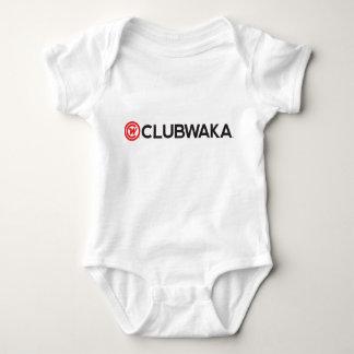 Baby Romper - CLUBWAKA Wordmark