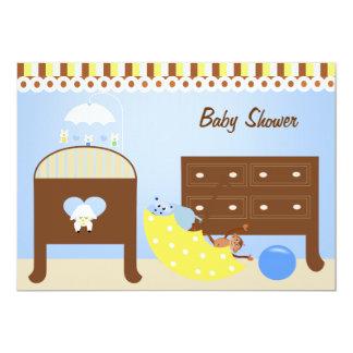 Baby Room Baby Shower Invitations