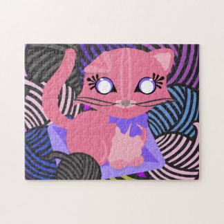 Baby Rosie Toon Kitty Kitten Yarns! Puzzle