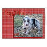 Baby Ruger BD 137-z Greeting Cards