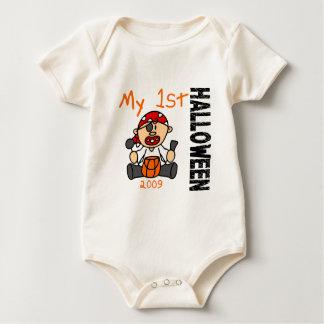 Baby's 1st Halloween 2009 Pirate BOY Bodysuit