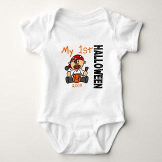 Baby's 1st Halloween 2009 Pirate BOY Infant Creeper