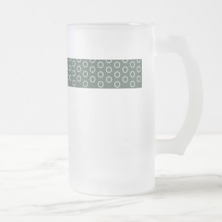 baby sample circles sweetly scores pünktchen dots 16 oz frosted glass beer mug