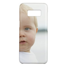 Baby Samsung Galaxy S8, Barely There Phone Case at Zazzle