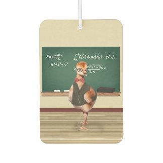Baby Sandhill Crane as a Teacher Air Freshener