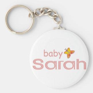 Baby Sarah Keychain