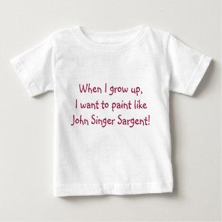 Baby Sargent Shirt