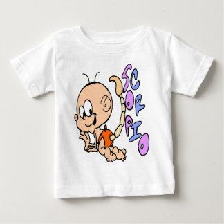 Baby Scorpio Baby T-Shirt