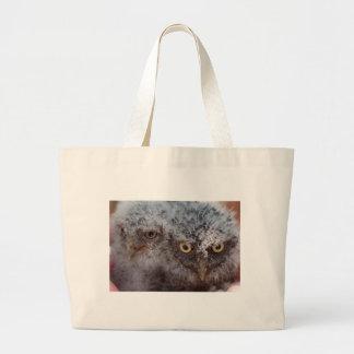 Baby Screech Owls bag