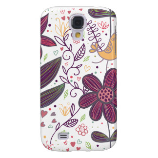 Baby Scribbles Samsung Galaxy S4 Cover