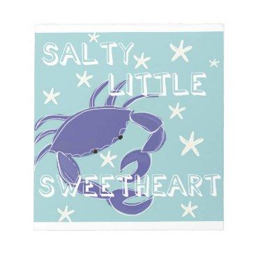 Baby Sea 4 Notepad