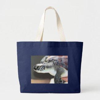 Baby Sea Turtle Bag bag