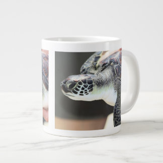 Baby Sea Turtle Giant Coffee Mug