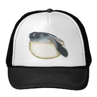 Baby Sea Turtle Trucker Hat