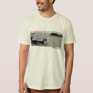 Baby sea turtle shirt III