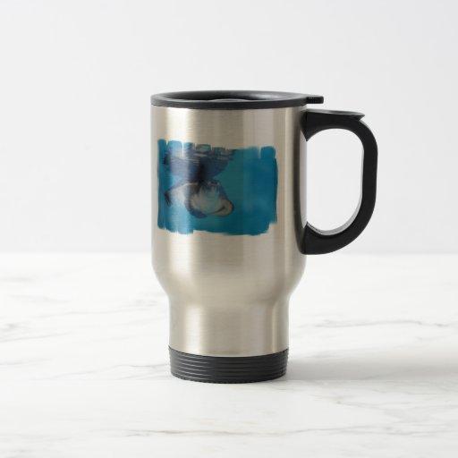 Baby Sea Turtle Travel Mug