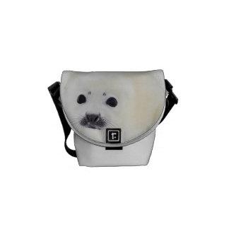 Baby Seal Bag Messenger Bags