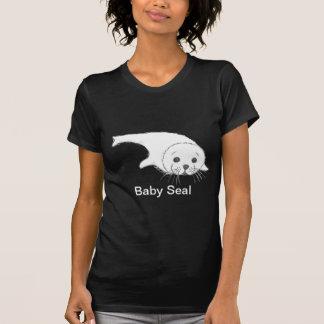 Baby Seal Cartoon Tee Shirts