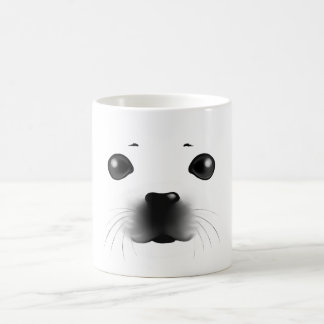 Baby Seal Coffee Mug