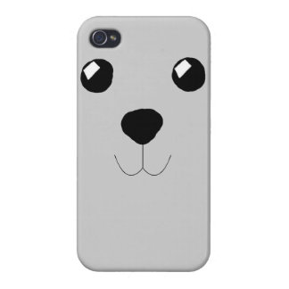 Baby Seal Covers For iPhone 4