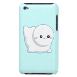 Baby Seal iPod Case-Mate Case