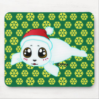 Baby Seal Mouse Pad