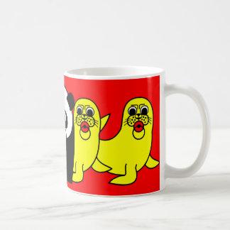 Baby Seal Mugs