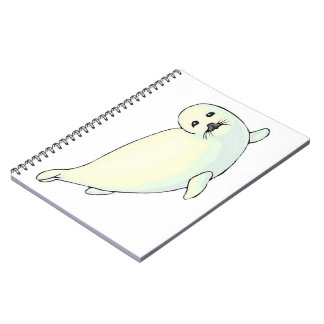 Baby Seal Notebook