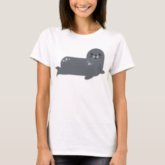 baby seal ocean animals tshirt