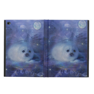 Baby Seal on Ice - Beautiful Seascape Powis iPad Air 2 Case