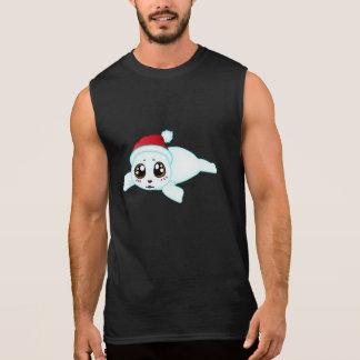 Baby Seal Sleeveless Shirt