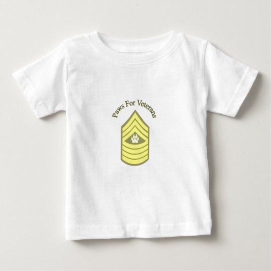 Baby Sgt Paws Baby T-Shirt