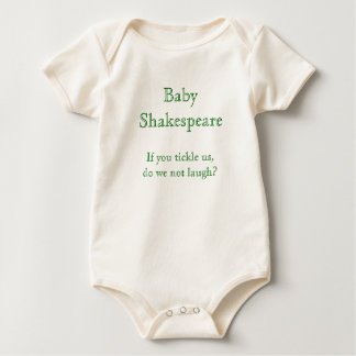 Baby Shakespeare Bodysuit