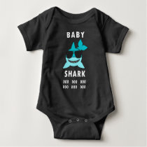 Baby Shark Bodysuit, Doo Doo Funny Shark Shirt