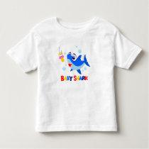 Baby Shark Toddler Fine Jersey Toddler T-shirt