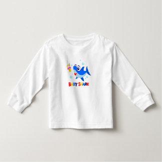 Baby Shark Toddler Long Sleeve T-Shirt