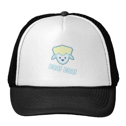 Baby Sheep Cartoon Hats