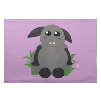 Baby Sheep Cloth Placemat