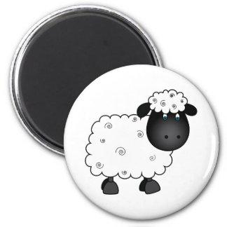 Baby Sheep For Ewe Magnet