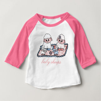 baby sheeps baby T-Shirt