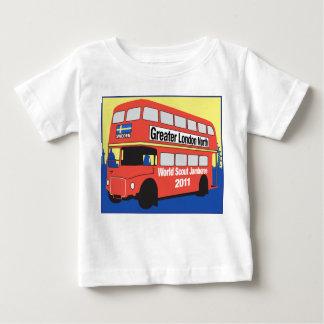 Baby Shirt GLN Routemaster Logo
