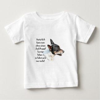 "Baby-Shirt ""Jack Russel Terrier"" Baby T-Shirt"