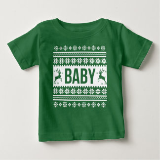 Baby Shirt Ugly Christmas Sweater