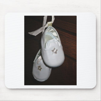 Baby shoes mouse pad