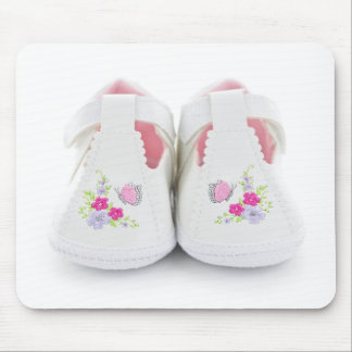Baby shoes mousepads