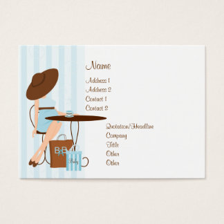 Baby Shop Business Card