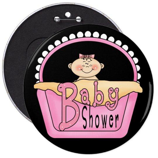 Baby Shower 2 Button