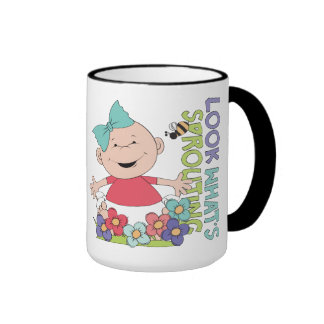 Baby-Shower 2 Gift Ringer Mug