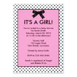 "Baby Shower 5"" X 7"" Invitation Card"